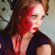hot sexy halloween zombie girl makeup