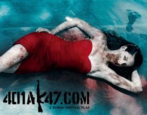Kristen Stewart Zombie | Zombified Kristen Stewart
