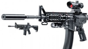 Best choice for zombie gun .22 long rifle m4 carbine