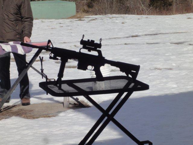 Zombie Weapon Bushmaster Gun