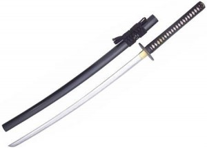 Katana blade for killing zombies
