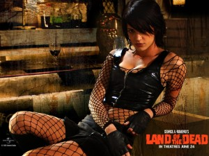 Sexy Zombie Wallpaper Land of the Dead