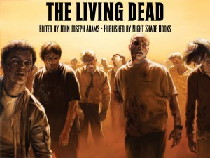 The Living Dead Zombie Wallpaper