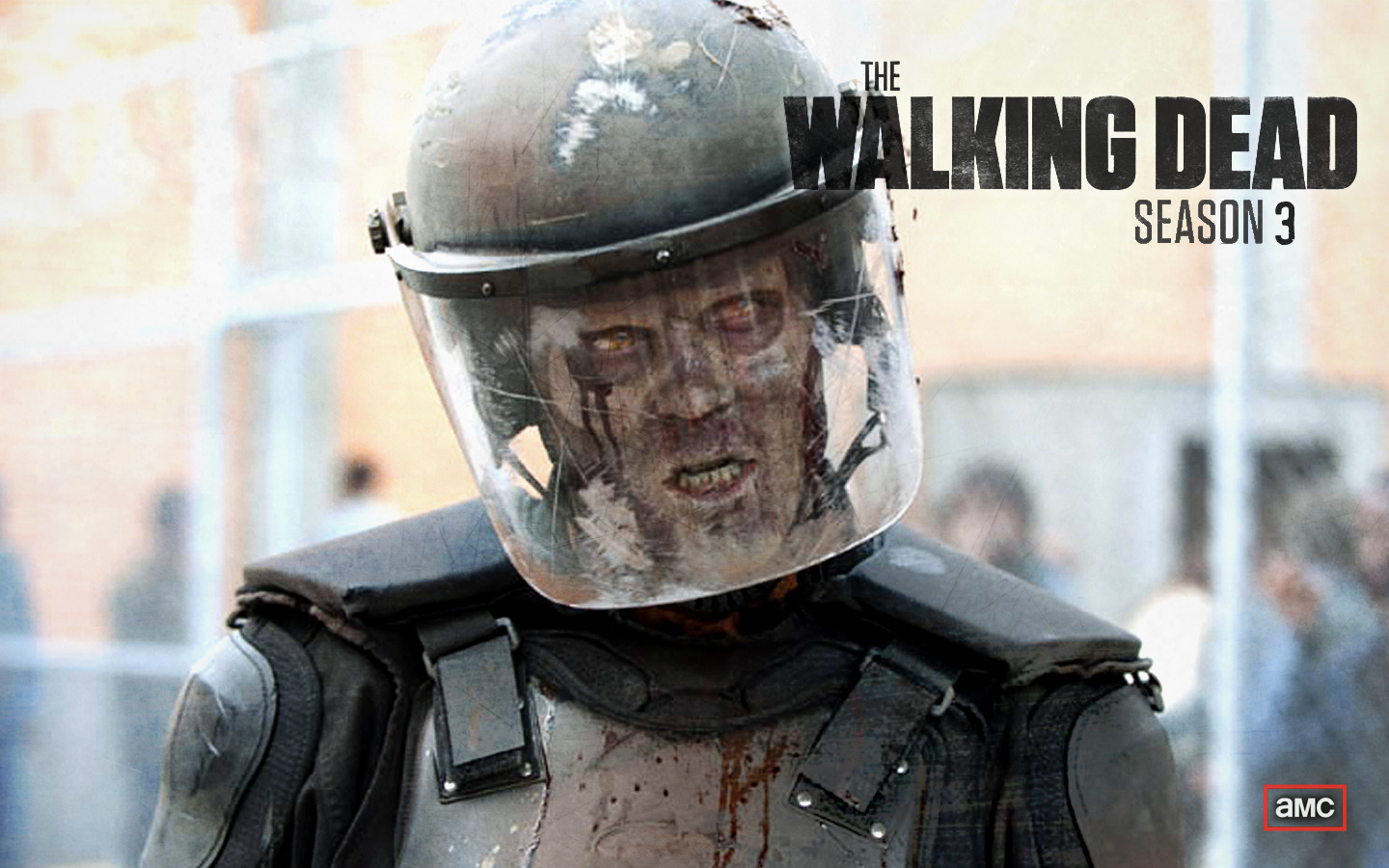 The Walking Dead Season 3 Wallpaper | Zombies | Pinterest