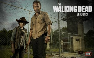The Walking Dead Season 3 Wallpaper | Zombie 5 Background