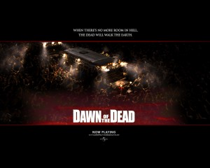 Dawn of the Dead Movie Zombie Wallpaper