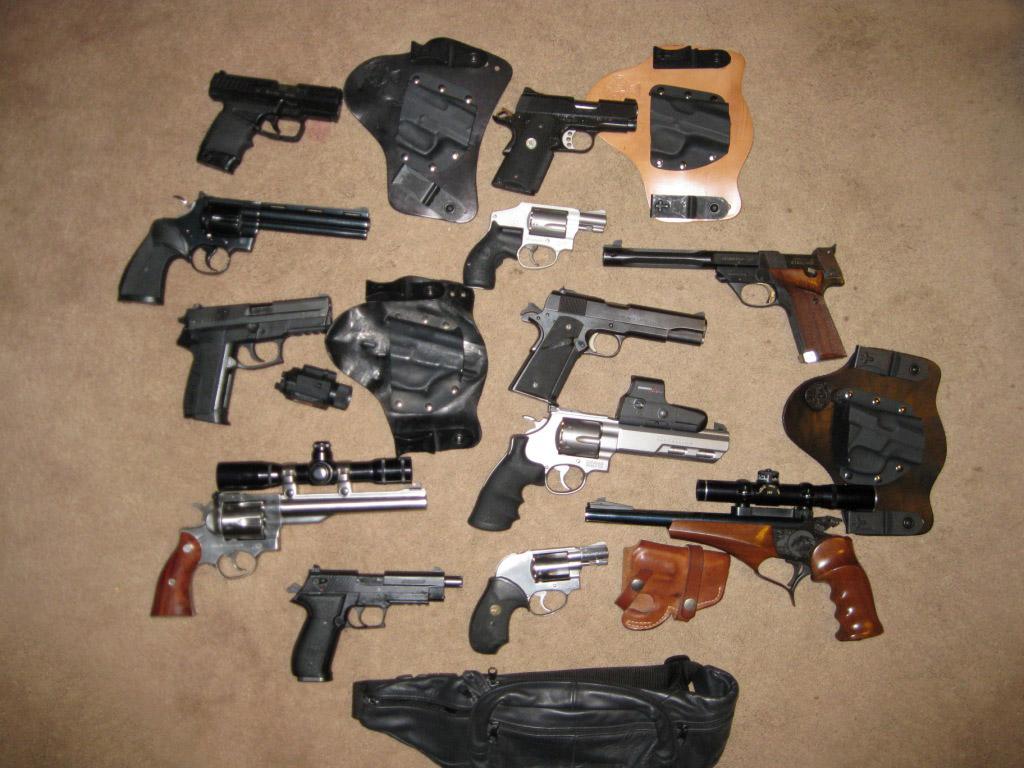 Best handguns f...