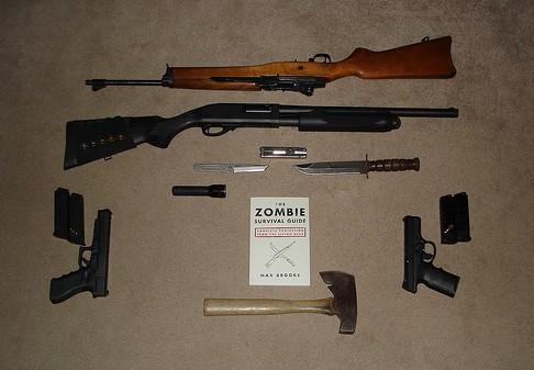 guns-zombie-survival-guide