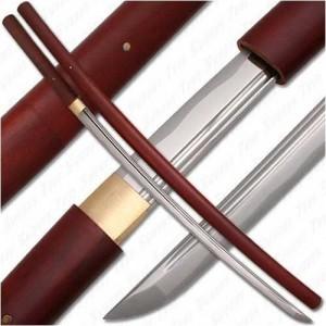 Best Zombie Melee Weapons - the katana sword