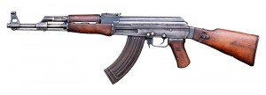AK47 Type 2 Kalashnikov Assault Rifle Gun