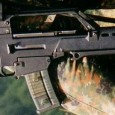 gun for killing zombies - g36c assault rifle