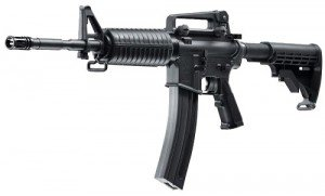 M4 Carbine - Zombie Weapon Long Range 1