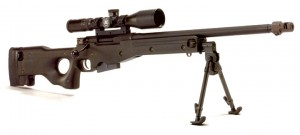 Remington M24 Sniper Rifle System - best zombie killing weapon