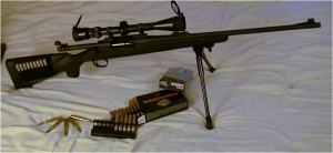 Remington M700 30-06 - Zombie Weapon Long Range 3