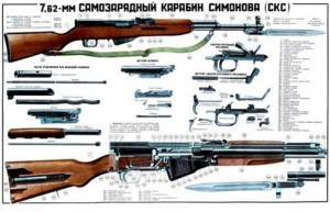SKS 7.62x39mm - Zombie Weapon Long Range 4