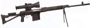 Dragunov Sniper Rifle Best Zombie Killing Weapon