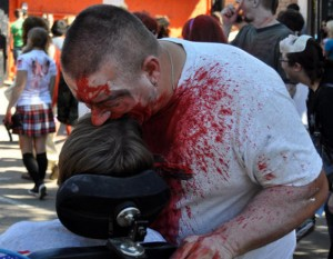 ZombieWalk-deep-ellum-2011-zombie-eating-brains