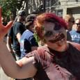 zombie at zombie walk