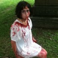 undead zombie girl