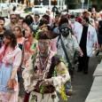 zombie herd walk