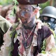 zombie pirate at zombie walk