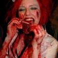 hot redhead zombie nurse
