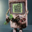 Zombie Gameboy Art