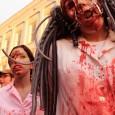 bloody zombie mutants