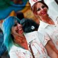 hot sexy zombie nurses