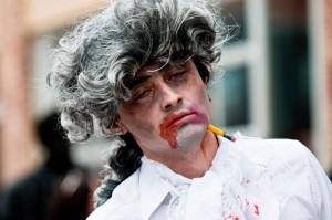 zombie bill murray zombie walk