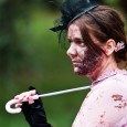 victorian zombie girl
