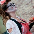 zombie walk nurse
