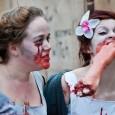 zombie walk zombies