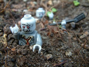 night of the living dead legos