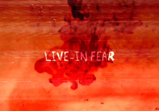 live in fear movie