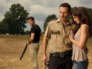 The Walking Dead Lori is a bitch skank