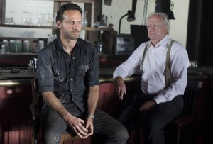 The Walking Dead Hershel Drinking Whiskey