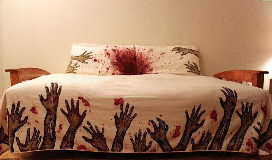 zombie bedding | zombie sheets