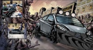 the walking dead zombie car | the walking dead zombie proof car by robert kirkman