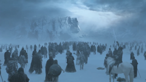 Game of Throne White Walkers | Game of Thrones Season 2 Finale Zombie Army