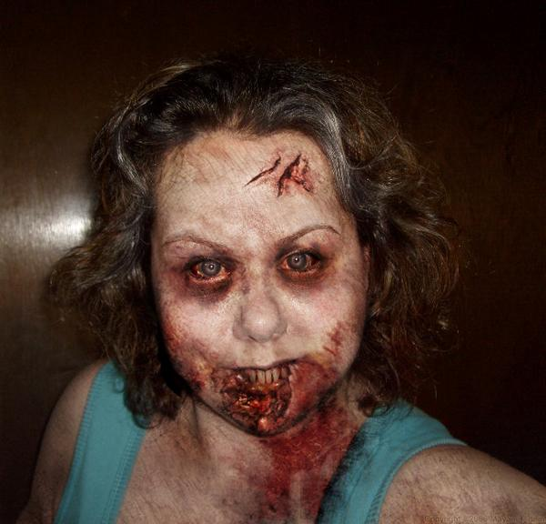 Zombie Mother in Texas | Mother Ate Her Baby Brains