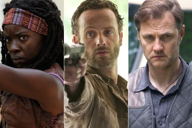 Comic Con 2012 The Walking Dead Cast Panel Season 3