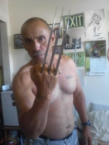 Wolverine Claws Real