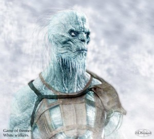 Game of Thrones White Walker Art | White Walker Concept Art