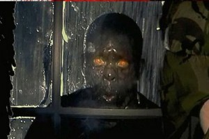 Black Zombie 28 Days Later 3