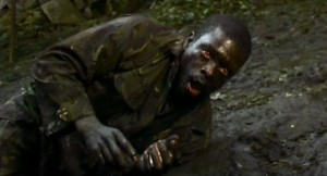 Black Zombie 28 Days Later 2