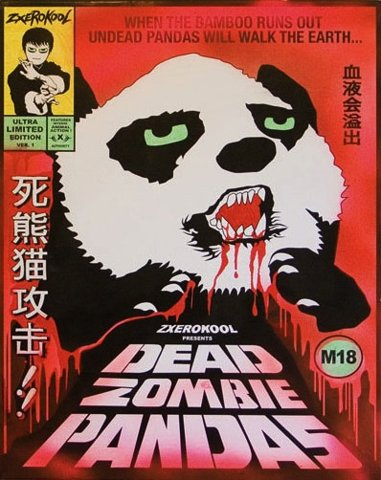 Google Panda Zombie