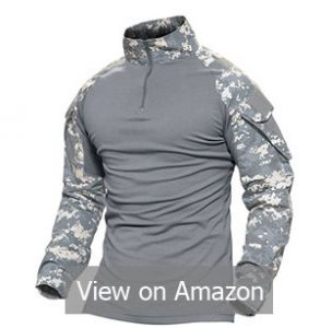 Tactical Military Combat Long and Short Sleeve