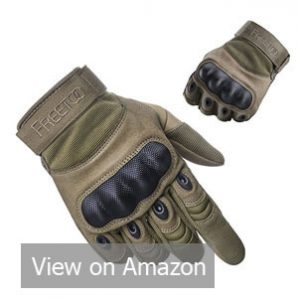 Tactical Gloves Military Rubber