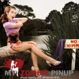 Zombie Sexy Pinup Girl